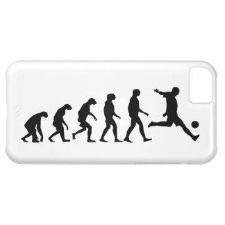 サッカーのiPhone 5の場合の進化 iPhone5Cケース