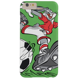 サッカーを遊ぶバッグス・バニーの™ BARELY THERE iPhone 6 PLUS ケース