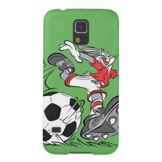 サッカーを遊ぶバッグス・バニーの™ GALAXY S5 ケース