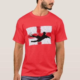 サッカーイギリス Tシャツ