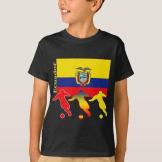 サッカーエクアドル Tシャツ