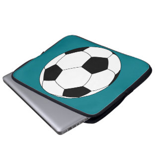 サッカーコンピュータ箱 ラップトップスリーブ