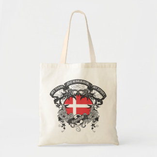サッカーデンマーク トートバッグ