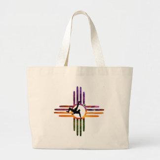 サッカーニューメキシコ ラージトートバッグ