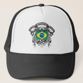 サッカーブラジル キャップ