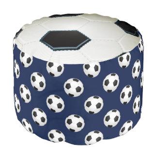 サッカーボールのおもしろいのPouf プーフ