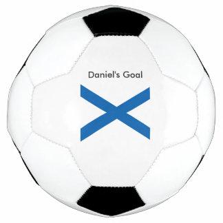 サッカーボールのカスタムのテンプレート サッカーボール