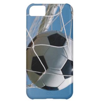 サッカーボールのゴール iPhone5Cケース