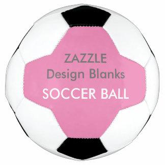 サッカーボールのフットボールのFutbolの名前入りなピンク サッカーボール