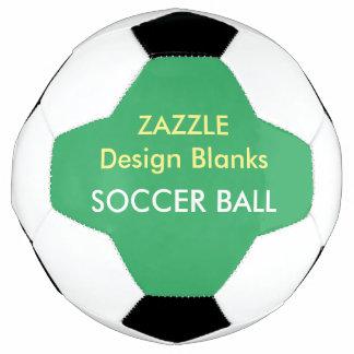 サッカーボールのフットボールのFutbolの名前入りな緑 サッカーボール