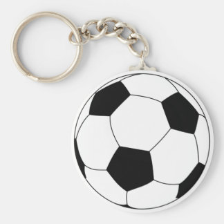 サッカーボールのkeychain キーホルダー