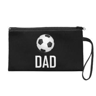 サッカーボールはパパを遊ばします リストレット