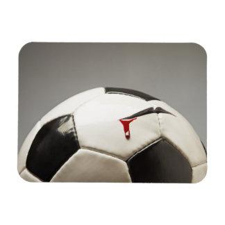 サッカーボール3 マグネット