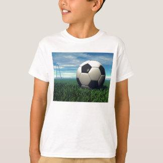 サッカーボール(フットボール) Tシャツ