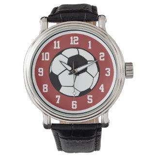 サッカーボール 腕時計