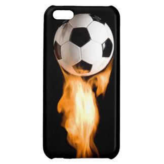 サッカーボール iPhone 5C カバー