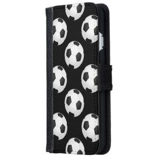サッカーボール iPhone 6/6S ウォレットケース