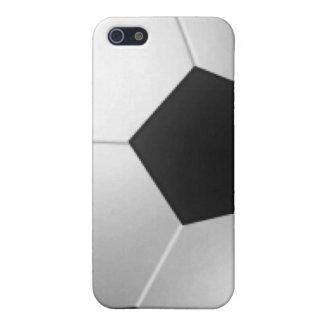 サッカーボール iPhone SE/5/5sケース