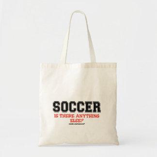 サッカー何か他のものか。 トートバッグ