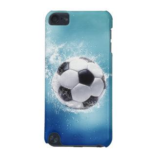 サッカー水しぶきのipod touch 5Gの場合 iPod Touch 5G ケース