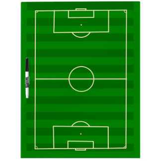 サッカー競技場 ホワイトボード