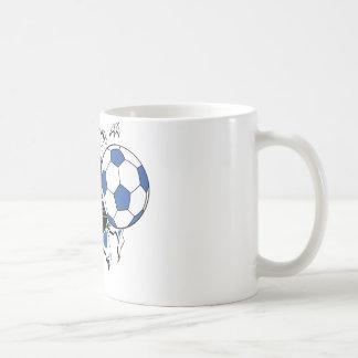 サッカー コーヒーマグカップ