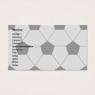 サッカー-ビジネス 名刺