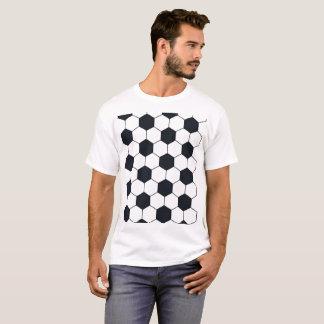 サッカー/フットボールの人のTシャツ Tシャツ