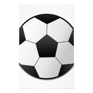 サッカー 便箋