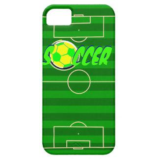 サッカー iPhone SE/5/5s ケース