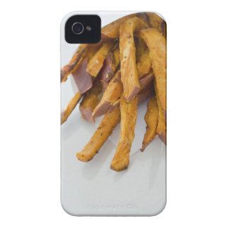サツマイモは紙袋、終わりで揚がります、 Case-Mate iPhone 4 ケース