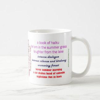 サティ-俳句の夏の完全なコップ コーヒーマグカップ
