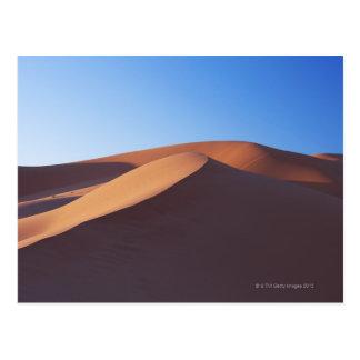 サハラ砂漠砂漠、モロッコ ポストカード