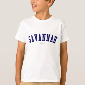 サバンナ Tシャツ