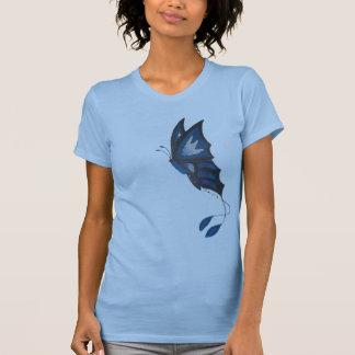 サファイアのフライヤのTシャツ Tシャツ