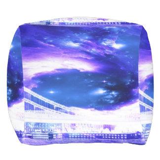 サファイアのブダペストの紫色の夢 アウトドアプーフ