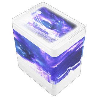 サファイアのブダペストの紫色の夢 IGLOOクーラーボックス