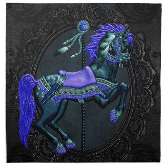 サファイアの回転木馬 ナプキンクロス