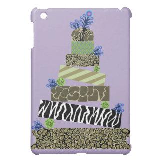 サファリのケーキ iPad MINIカバー
