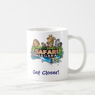サファリのナイアガラのマグ コーヒーマグカップ