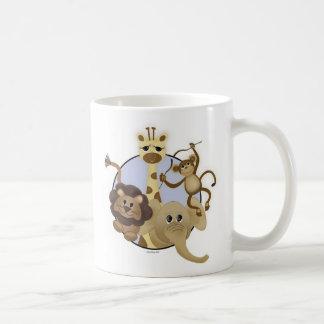サファリのマグ コーヒーマグカップ