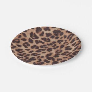 サファリの紙皿 ペーパープレート