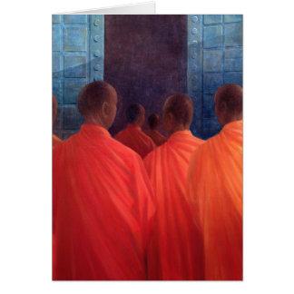 サフランの修道士 カード