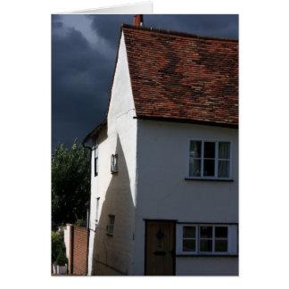 サフランWalden、Essex、イギリスの家 カード