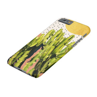 サボテンの夢 BARELY THERE iPhone 6 ケース