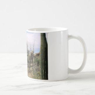 サボテンの庭 コーヒーマグカップ