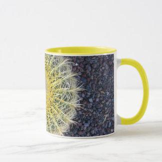 サボテンの熱帯植物の植物の写真 マグカップ