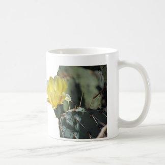 サボテンの花 コーヒーマグカップ