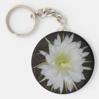サボテンの花Keychain キーホルダー