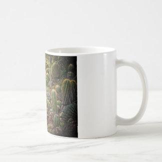 サボテン1 コーヒーマグカップ